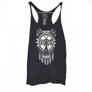 Empyre Dream Catcher Graphic Print Tank Top XS